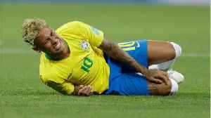Neymar Sets A New World Cup Record For Most Fouls Received