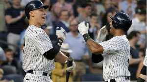 The Yankees Are On Pace For The Most Home Runs Ever