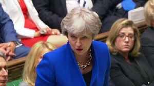 British PM says images of caged children 'deeply disturbing'