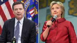 Comey: Clinton Still Doesn't Get Email Investigation