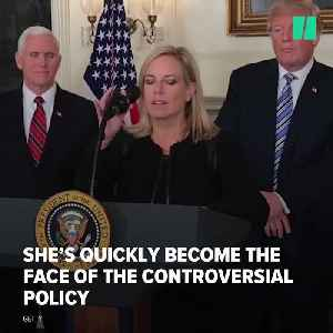 News video: Homeland Secretary Pressured Into Ending Family Separation Following Protest