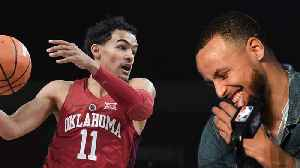 Steph Curry SLAMMED by Leading Draft Prospect Trae Young