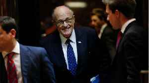 Giuliani's New Relationship Causes Trouble In The GOP