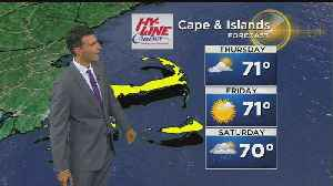 WBZ Evening Forecast For June 20
