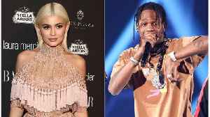 Kylie Jenner and Travis Scott Take Baby To France