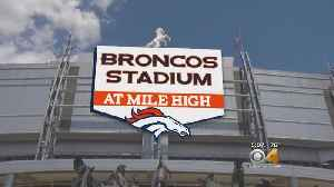 Get Ready For Games At Broncos Stadium At Mile High