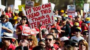 Report: 1 in 5 Full-Time Teachers Works a Second Job [Video]