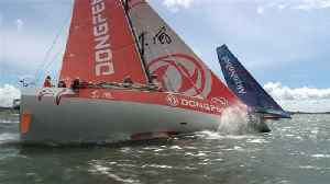 Dongfeng seize initiative with quick start in final leg [Video]