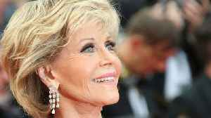 Jane Fonda To Be Awarded Lifetime Achievement Award On The Shores Of Lake Michigan [Video]