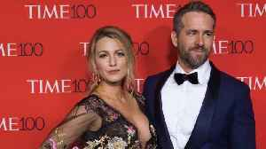 Blake Lively Responds To Ryan Reynolds Birthday Post [Video]