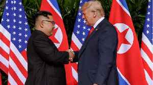 Trump Says Remains of U.S. War Dead In Process of Being Returned From North Korea