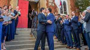 Indiana Mayor Marks Pride By Marrying His Husband