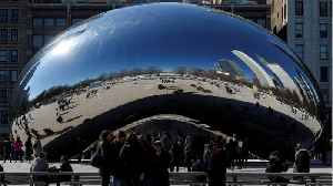 Artist Of Chicago's 'Bean' Sues NRA [Video]