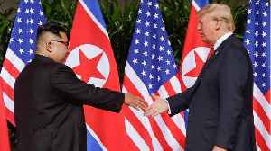 Trump Misstates Text Of North Korea Agreement