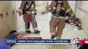 Shelbyville schools to make changes after large-scale active shooter drill