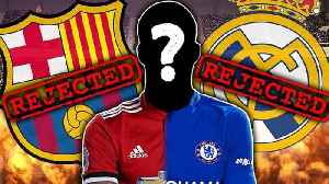 BREAKING: Wonderkid CONFIRMS He Wants To Sign For Manchester United Or Chelsea!  #VFN
