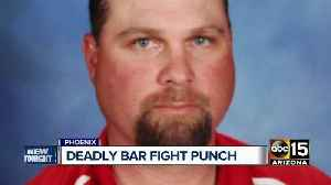 Video released of bar fight that killed Mesa football coach