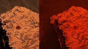 NASA's Curiosity Rover Captures Stunning Images Of Martian Dust Storm [Video]