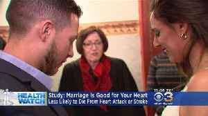 New Study Suggests Married People Have Healthier Hearts