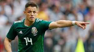 Mexico star Chicharito asks fans not to chant homophobic slur