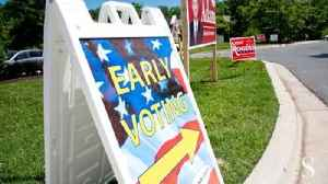 Turnout for Maryland's early voting increased