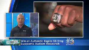Want To Put A Ring On It? Eagles Launch World Championship Ring Sweepstakes