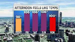 Thursday Afternoon Weather Update With Jeff Jamison