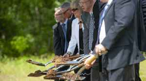 Solar Manufacturing Inc. breaks ground in Sellersville