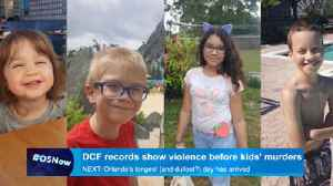 History of arguments, violence before murder of 4 children in standoff, DCF records show