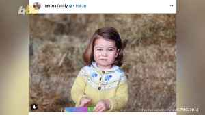 Princess Charlotte is 'Obsessed' with Fashion