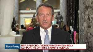 Rep. Sanford Responds to Trump Mocking Him for Primary Loss [Video]