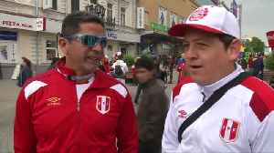 France and Peru fans gear up for World Cup Group C showdown