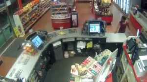 Suspect Caught on Camera Dancing While Stealing Scratch-Off Lottery Tickets