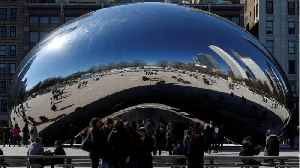 Artist Of Chicago's 'Bean' Sues NRA