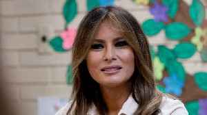 The First Lady Draws Attention For Her Wardrobe Choice