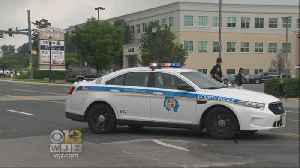Police Investigate Reported Bomb Threat At Baltimore Co. Building
