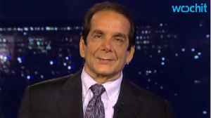 Charles Krauthammer, columnist and political commentator, dead at 68 [Video]