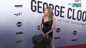 Jennifer Aniston is Back at Work and 'Very Happy Being Single': Source