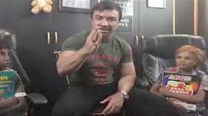 MUST WATCH! Ajaz Khan Abuse Narendra Modi