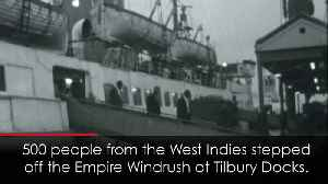 70 years since the arrival of the Empire Windrush [Video]