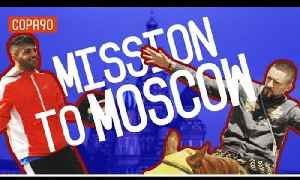 The Ultimate World Cup Road Trip! | Mission to Moscow With Pumafootball