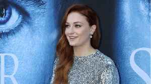 Sophie Turner Reveals Meaning Of Her 'Game Of Thrones' Tattoo [Video]
