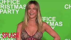 Jennifer Aniston is 'very happy being single'