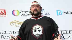 Kevin Smith Debuts Huge Weight Loss