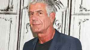 No Narcotics In Bourdain's System At Time Of Death