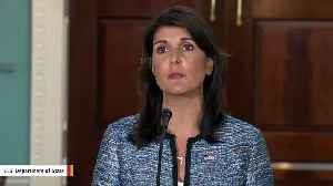 Nikki Haley: 'It Is Patently Ridiculous' For United Nations To Examine US Poverty