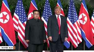 Trump Now Says North Korea Is Still An 'Unusual And Extraordinary Threat'