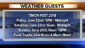 Weather Guests 06/21 - 5:30pm