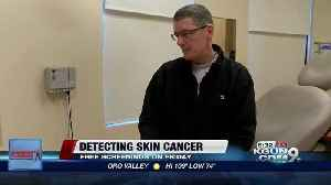 News video: Skin cancer survivor speaks out