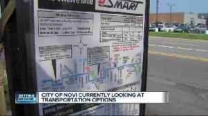 Novi to get onboard with SMART transit system [Video]